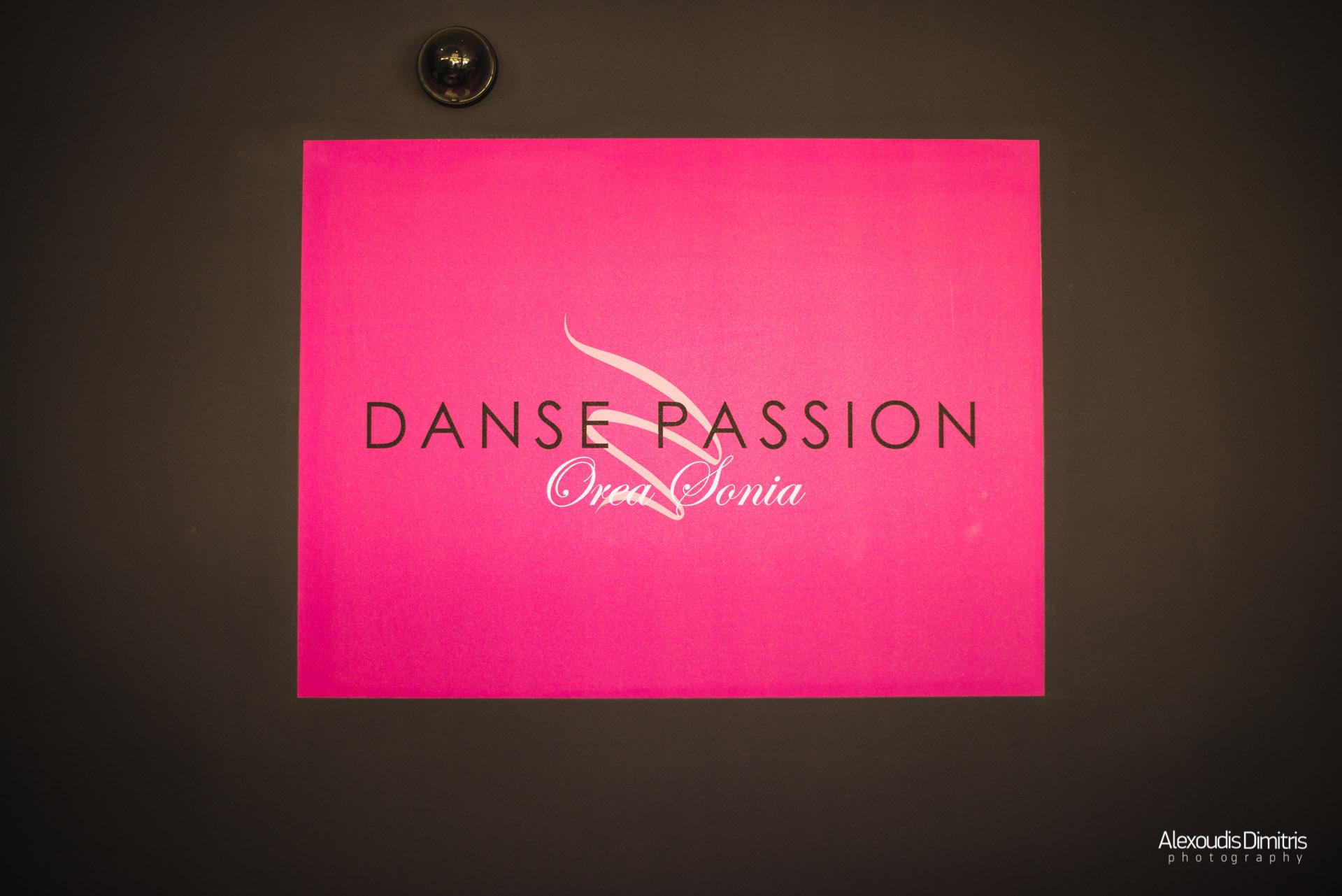 Σχολή χορού DANSE PASSION Orea Sonia