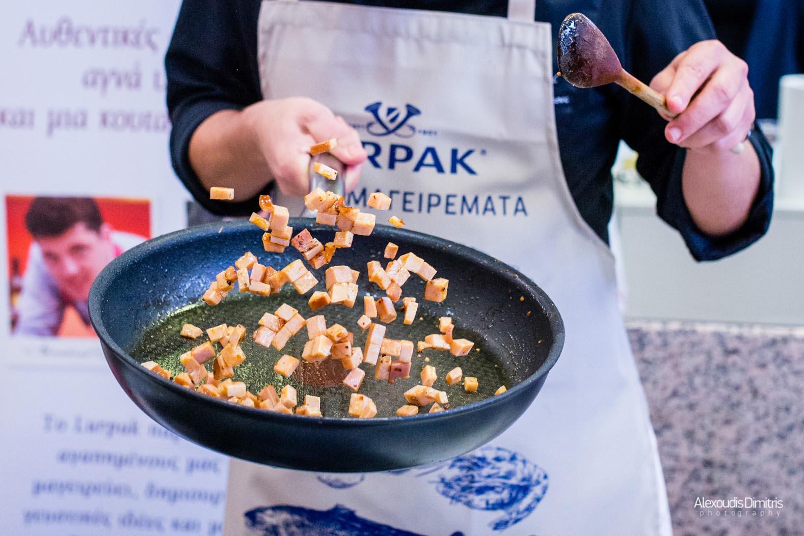 Τα LURPAK μαγειρέματα στην Αλεξανδρούπολη.