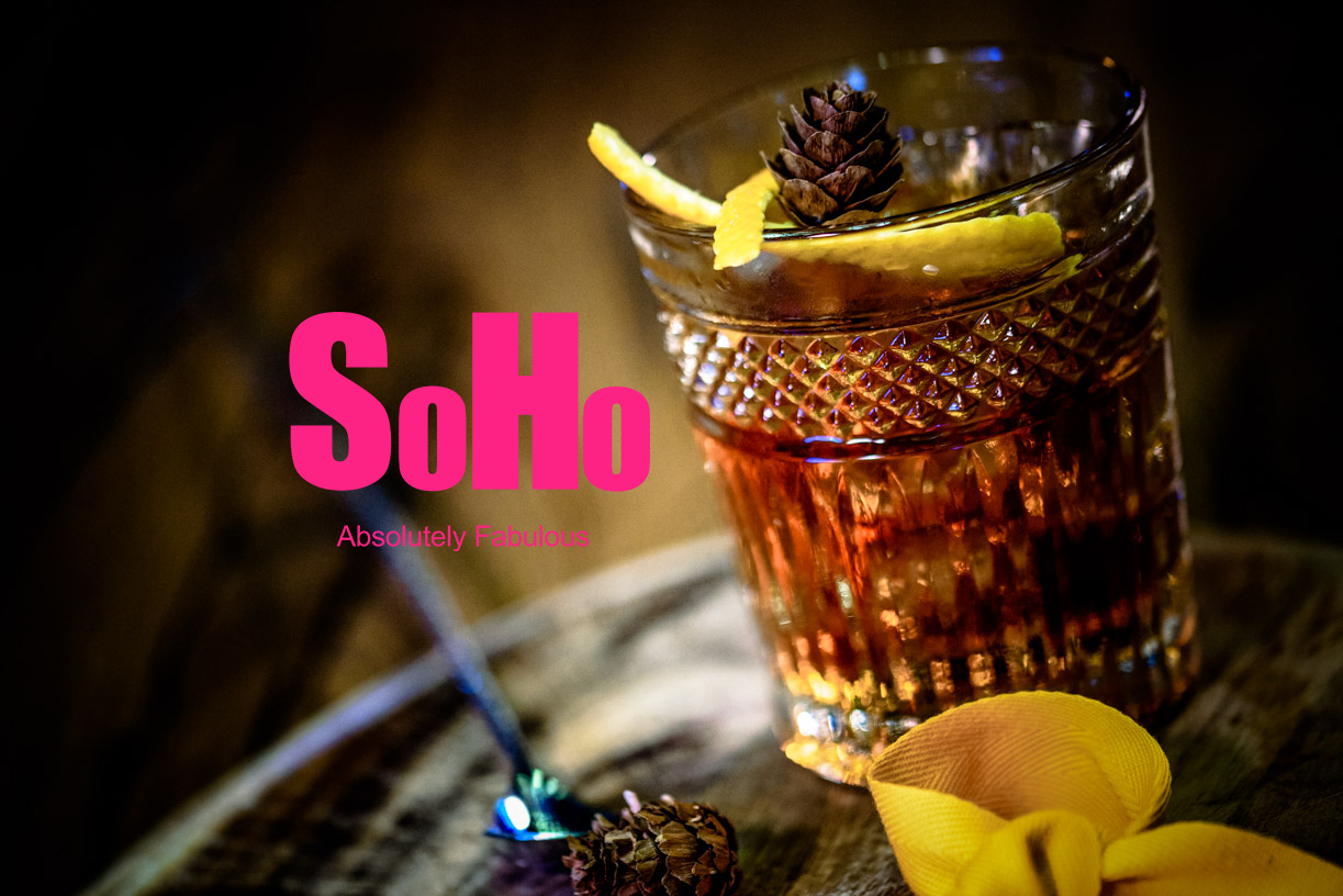 SoHo – COCKTAILS