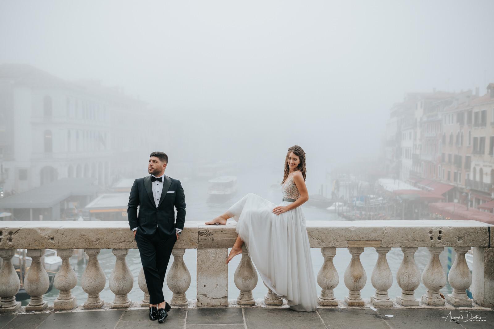 Νίκος & Βάσω // Next Day in Venezia Burano
