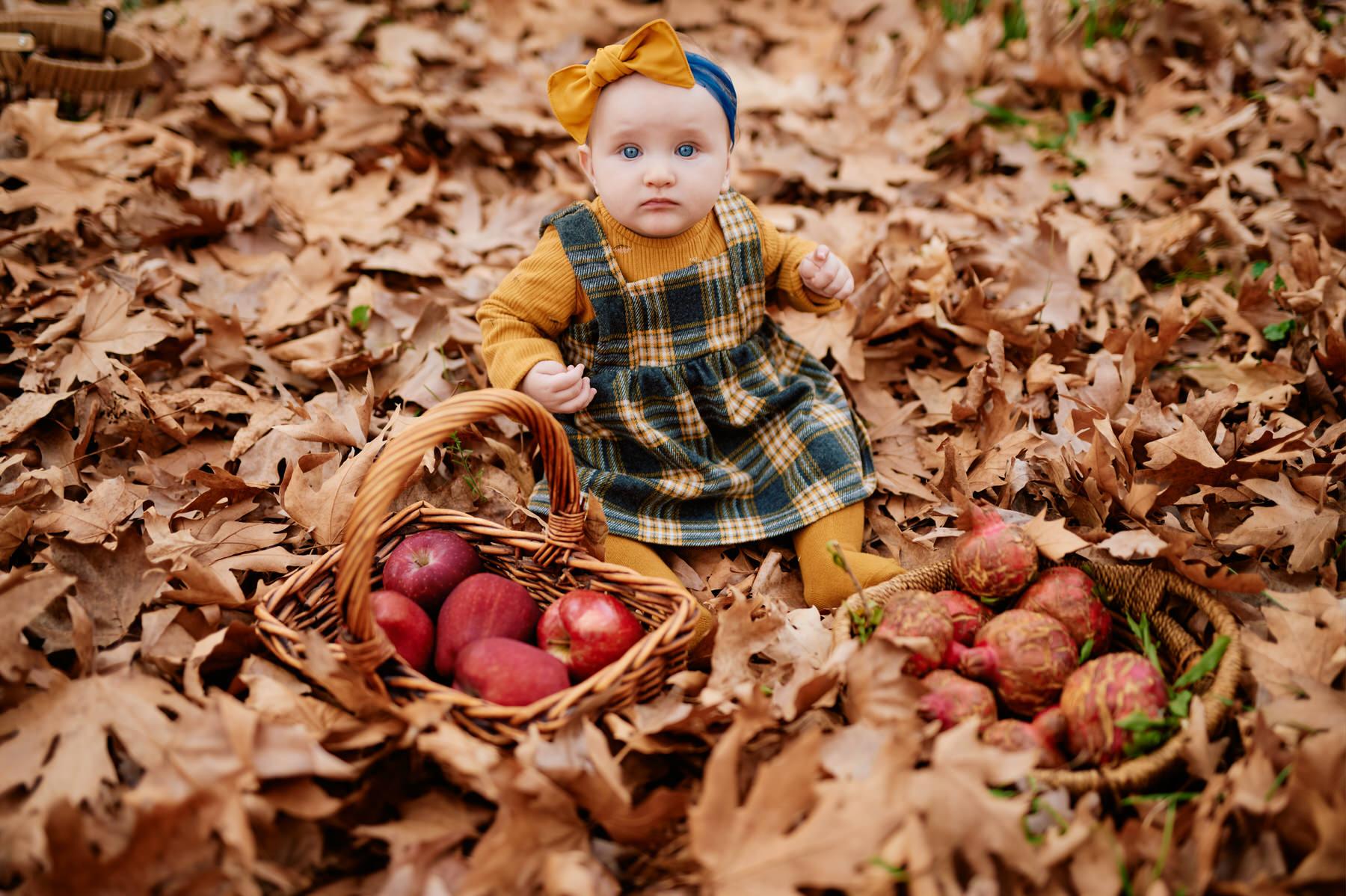 Οικογενειακή φωτογράφιση το φθινόπωρο // Alexoudis Photography