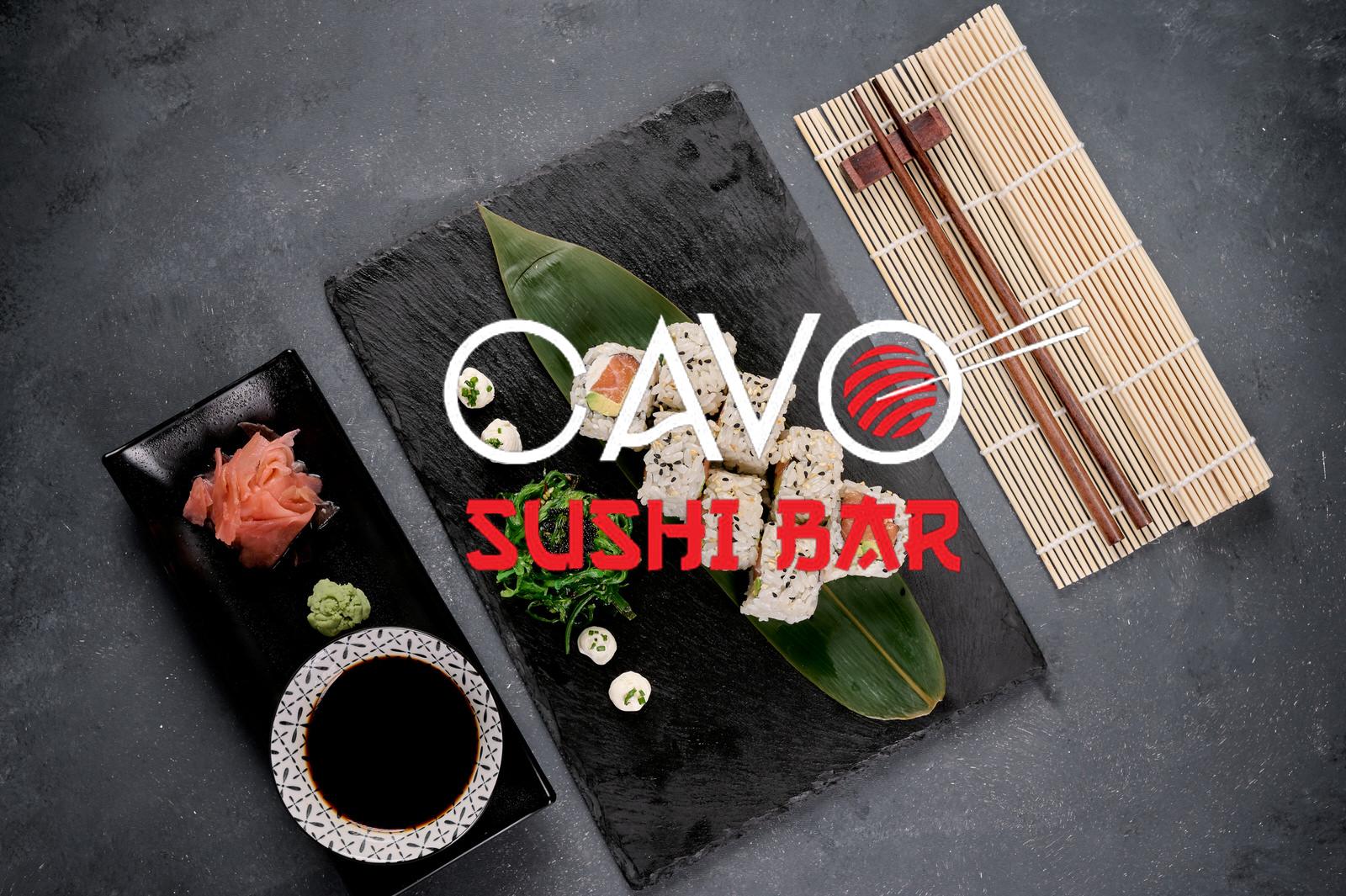 CAVO Sushi Bar Alexoudis Photography